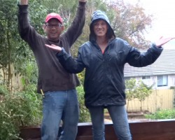 3 Easy Ways to Prep my Garden For Rain in So Cal