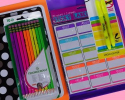 Back to School Supplies Haul 2013-14 – Shopping at Target (Part 3 of 3)