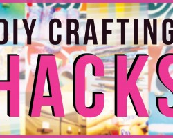 DIY Craft HACKS ✽ Many Easy Craft Projects, Organization and Storage IDEAS! All Affordable and Cheap