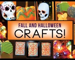 DIY Fall & Halloween Crafts ✽ Room Decor & Decorations!