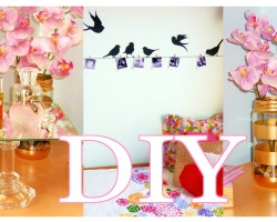 DIY ROOM DECOR ❤ Cheap & cute projects   LOW COST ideas!!