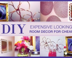 DIY Room Decorations FOR CHEAP! ✽ MANY Expensive Looking Ideas to Decorate Your Room on a Budget!