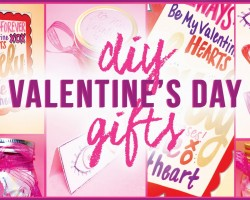 DIY Valentine's Day Gift Ideas! Very Cheap, Fast, & Meaningful For Boy/Girlfriend, Best Friends