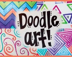DOODLE ART!