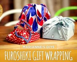 Furoshiki Gift Wrapping – HGTV Handmade
