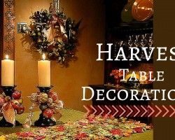 How to Create Beautiful Harvest Table Decorations – DIY Network