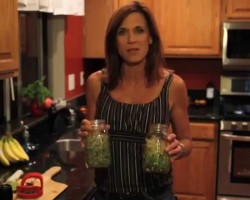 How to Grow Sprouts from Seed in a Mason Jar Indoors and Time Lapse!
