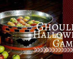 How To Make Ghoulish Halloween Games