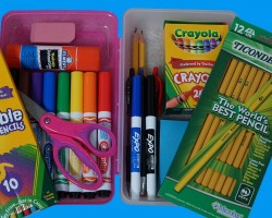 How to Organize Your Pencil Case – Pencil Box Organization