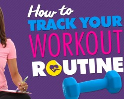 How to Track Your Workout Routine
