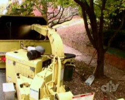 How to Use a Chipper-DIY