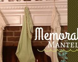 Memorable Mantels-DIY