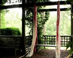 Romantic Embellished Swing