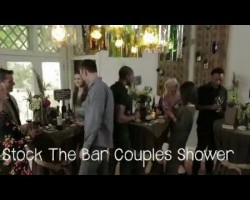 Stock-the-Bar Couples Shower – DIY Network