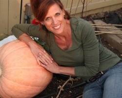 Halloween Party -Giant Pumpkin #2 Must be Picked! Contest Submission Video