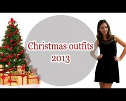 3 holiday outfits ❤ Christmas Lookbook 2013
