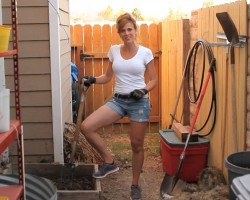 Composting with Grass Clippings