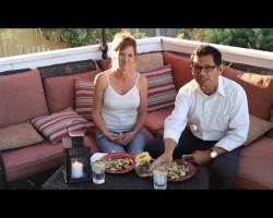 From Garden to Table – Garden Fresh Veggie Scramble