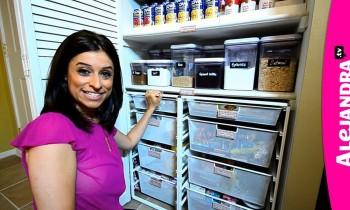 Most Organized Home in America – HGTV Clean Freaks & Professional Organizer Alejandra Costello