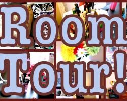 Room TOUR!