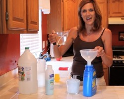 Saving Money In The Home DIY-E04 Fabric Softener