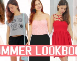 12 Outfits For Summer!! LOOKBOOK/HAUL + GIVEAWAY (OPEN)!