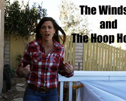 The Winds and the Hoop House