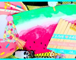 10 DIY Back To School Supplies You NEED To Try! With SARA BEAUTY CORNER!
