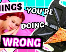 10 Everyday Things You're Doing WRONG!! WEIRD Life Hacks You NEED To Know!!