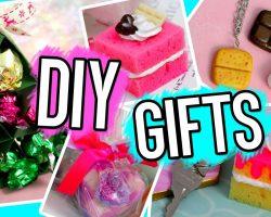 DIY Gifts Ideas for Christmas /Birthdays 2016! For BFF, parents, boyfriend…Cute & cheap presents!