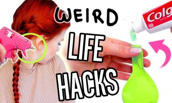 New weird life hacks you NEED to know!