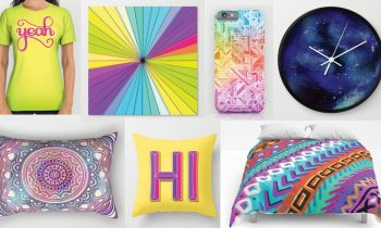 MODERN & TRENDY HOME DECOR! (EYE-CATCHING WALL ART & PERSONAL ITEMS!)