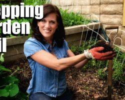 How to Prepare Your Garden Soil for Planting Vegetables in 3  Easy Steps // Spring Garden Series #8