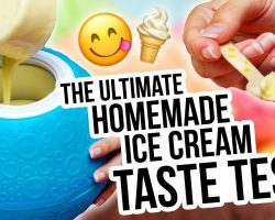 Homemade Ice Cream 3 Ways | The Ultimate Taste Test! – HGTV Handmade