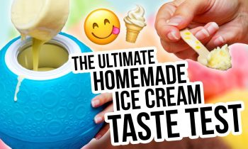 Homemade Ice Cream 3 Ways | The Ultimate Taste Test! – HGTV Handmade