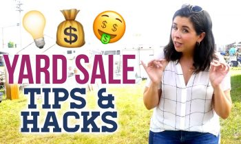 6 Yard Sale Tips & Hacks from the World's Longest Yardsale – HGTV Handmade
