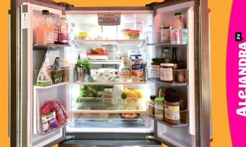 Fridge Organization Ideas